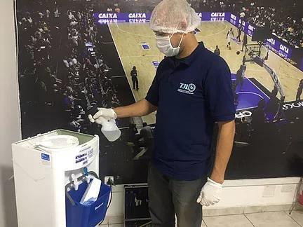Higienizações de bebedouro