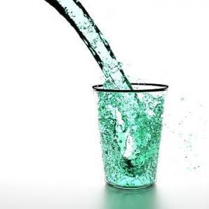 Purificador de água em diadema